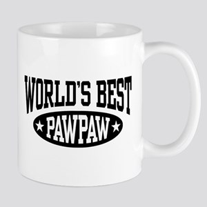 World's Best PawPaw Mug